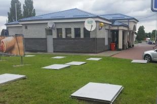 RECONSTRUCTION OF MOL PETROL STATION