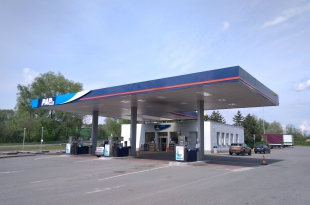 REKONSTRUKCE ČS PHM PAP OIL - PŘÍBOR