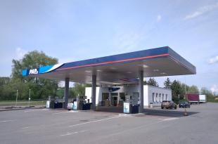 RECONSTRUCTION PETROL STATION PAP OIL - PŘÍBOR