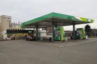 PETROL STATION MOL RECONSTRUCTION - PRAGUE