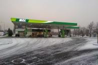 RECONSTRUCTION OF PETROL STATION MOL - OSTRAVA