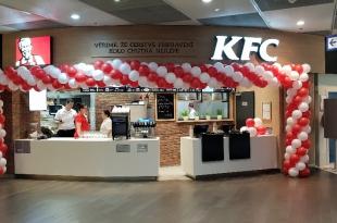 VESTAVBA JEDNOTKY KFC