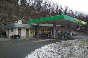 RECONSTRUCTION OF PETROL STATION MOL - TŘEBÍČ II