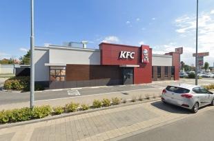 STAVEBNÍ ÚPRAVY KFC - PROSTĚJOV