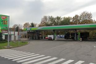 REKONSTRUKCE ČS PHM MOL - JESENICE u R.
