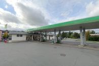 RECONSTRUCTION OF PETROL STATION MOL - ŠUMPERK