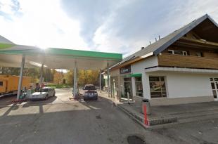 RECONSTRUCTION OF PETROL STATION MOL - JESENÍK