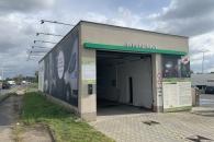 RECONSTRUCTION OF MOL CAR WASH - PRAHA KBELSKÁ
