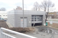 RECONSTRUCTION OF MOL CAR WASH - ZLÍN