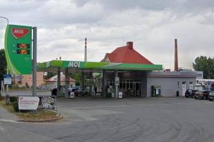 RECONSTRUCTION OF PETROL STATION MOL - KOLÍN II