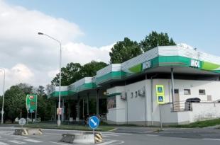 RECONSTRUCTION OF PETROL STATION MOL - OSTRAVA IV
