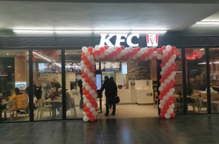 VESTAVBA JEDNOTKY KFC - PRAHA