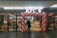 BUILT-IN AREA KFC - PRAHA