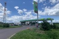 RECONSTRUCTION OF PETROL STATION MOL - IVÁŇ
