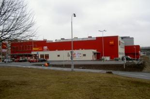 Multifunkční dům Ostrava - Dubina