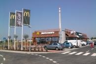 Restaurant McDonalds Trnava II