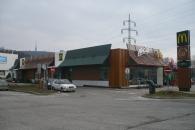 Reconstruction of the restaurant McDonalds Lamač Bratislava
