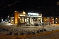 McDonalds Bratislava - Prievozská