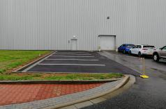 Realizace parkovacích míst