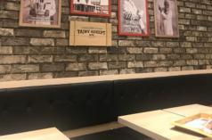 stavba restaurace