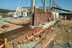 stavební bednění