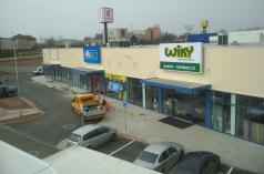 stavba retail parku