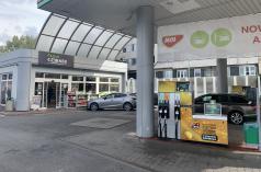 rekonstrukce benzinky