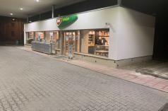revitalizace budovy čerpací stanice
